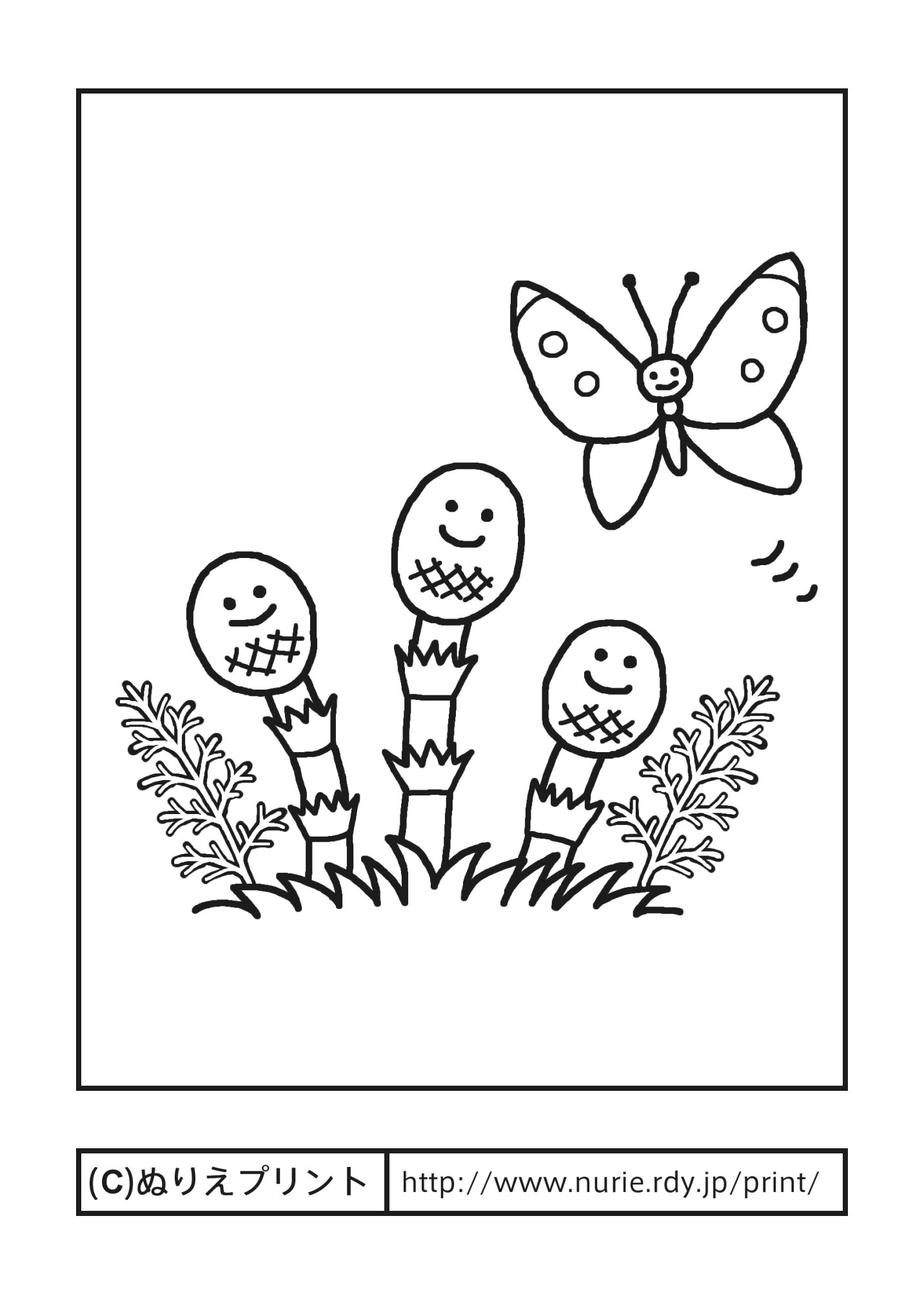 ... 季節・行事/大人の塗り絵【ぬ : 季節の塗り絵 : すべての講義